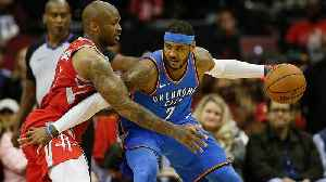 Why Carmelo Anthony, Rockets Are Perfect Match [Video]