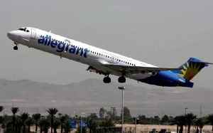 Las Vegas-based Allegiant Air Is Offering Free Flights for Families of Mass Shooting Victims [Video]