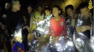 Congrats Echo Worldwide After Thai Boys Rescued From Cave [Video]