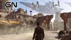 Amy Hennig Doesn't Blame EA For Canceling Her Star Wars Game [Video]