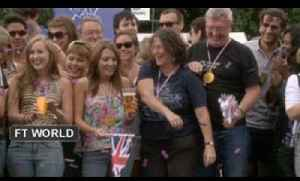 Olympic fever grips London [Video]