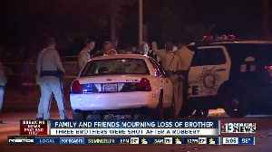 Family, friends mourning loss of brother [Video]