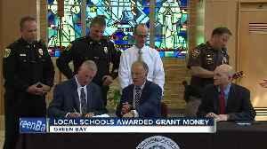 School safety grants awarded to local districts [Video]
