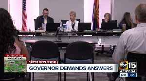 Governor demands answers from AZ Dental Board after ABC15 report on dentist anesthesiologist [Video]