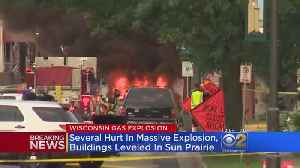 Gas Explosion Near Madison, Wisconsin [Video]