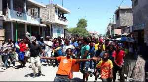 Haiti protesters call for President Moise to step down [Video]