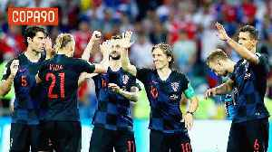 News video: Croatia: The Team That Could Stop Football Coming Home