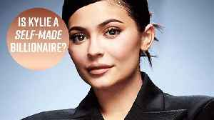 Backlash over Kylie Jenner's Forbes cover [Video]