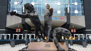 Jerry Richardson's Statue Will Stand, but His Reputation Is Forever Tarnished [Video]