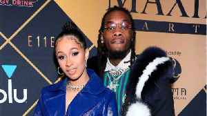 News video: Cardi B, Offset Announce Birth Of Daughter Kulture Kiari Cephus