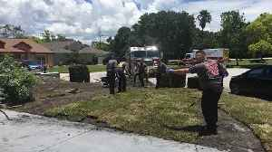 News video: First-Responders Finish Man's Yard Work After Saving Him From Heart Attack