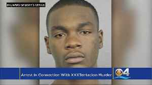 News video: Suspected Gunman In Rapper XXXTentacion's Murder Arrested