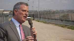 The New York City Mayor Crossed the Border Illegally [Video]