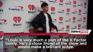 Louis Tomlinson RETURNING to X Factor as a Judge? [Video]
