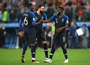 News video: France Edges Belgium to Reach World Cup Final
