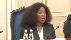 News video: FIFA's Samoura says Russia sets bar high for Qatar 2022 World Cup