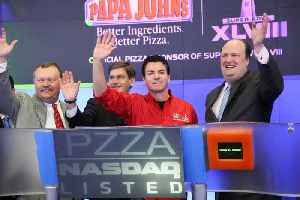 News video: Papa John's founder allegedly said N-word during sensitivity training conference call