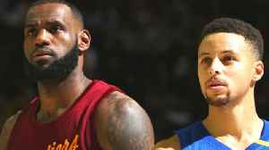 Steph Curry SHADES Lebron James Lakers MOVE! [Video]