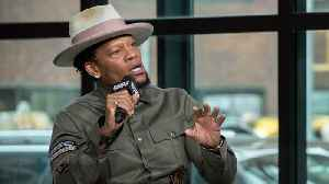 News video: How D. L. Hughley's New Book Was Born Out Of A Frustrating Fox News Interview