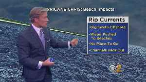 Hurricane Chris Could Bring Dangerous Rip Currents [Video]