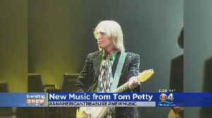 Trending: New Music From Tom Petty [Video]