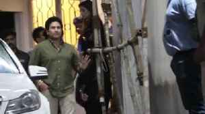 Sachin Tendulkar With Family At Soorma Movie Special Screening - Spotted [Video]