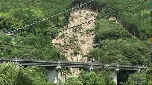 Death toll in Japan flood disaster passes 200 [Video]
