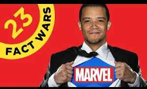 #Fact War vs Raleigh Ritchie aka Grey Worm - Have You Seen Marvels SuperMan? [Video]