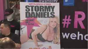 Stormy Daniels Arrested at an Ohio Strip Club [Video]