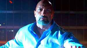 News video: Skyscraper with Dwayne Johnson -