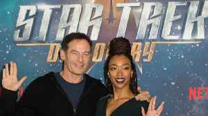 'Star Trek: Discovery' Gets Emmy Nominations [Video]
