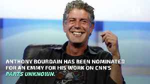 Anthony Bourdain Posthumously Nominated for Emmy Awards [Video]