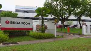 Broadcom buys CA Technologies for $18.9 bln [Video]