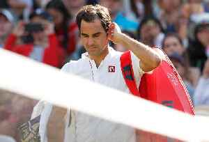 News video: Roger Federer Won't Advance to Semis in Wimbledon Upset