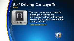 Uber Eliminates 100 Positions, Many In Pittsburgh [Video]