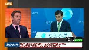 South Korea Leaves Key Rate Steady as Trade Tensions Cloud Growth Outlook [Video]
