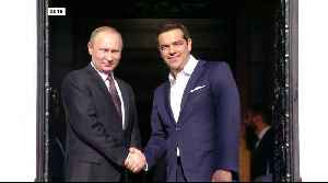 Russia, Greece spat and diplomatic tit-for-tat [Video]