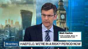 UBS's Haefele Likes Equities, Dollar-Denominated EM Sovereigns [Video]
