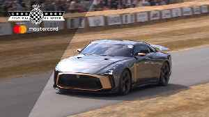 710bhp ItalDesign GT-R50 makes debut at FOS [Video]