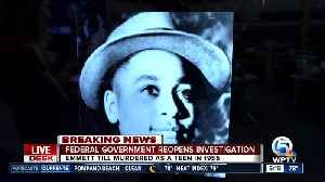 News video: Government reopens probe of Emmett Till slaying