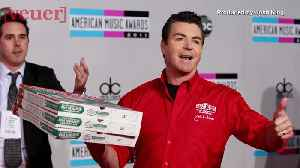 News video: Papa John's Founder Resigns as Chairman After Use Of N-Word