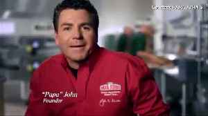 News video: Papa John's Chairman John Schnatter resigns
