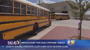 DISD Holding Bus Driver Hiring Fair As District Takes Over Transportation [Video]
