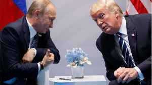 News video: Trump: 'Ultimate Deal' With Putin Would Be World Without Nukes