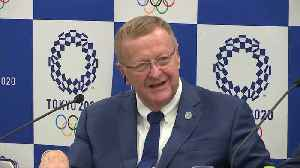IOC Coates says Tokyo will need to prepare for extreme heat during Summer Games [Video]