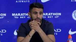 Mahrez: Competition good for City [Video]