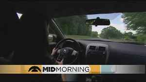 Many Parents Are Distracted Driving With Kids In Car [Video]