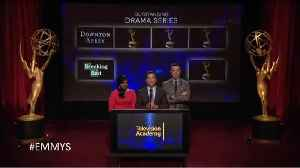 News video: HBO Leads Television's Emmy Awards Nominations