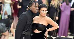News video: Travis Scott 'Can't Be More Proud' of Kylie Jenner's 'Billionaire' Forbes Cover Amid Backlash