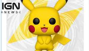 First Pokémon Funko Pop, Announced as Target Exclusive [Video]